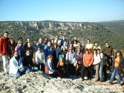 Mirador La Galiana - Cañón de Río Lobos; viajar sola; sierra madrid